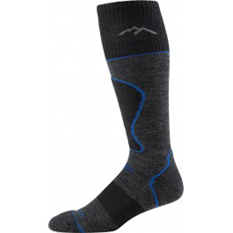 Men's Padded Over-the-Calf Ultra-Light Black