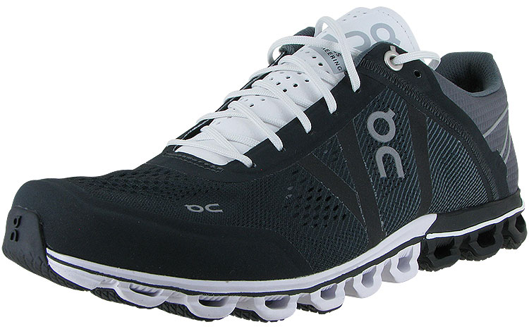 On-Running Cloudflow Black/White - Sole Provisions