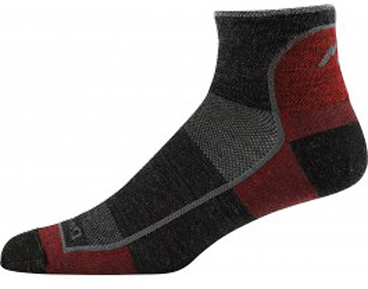 Men's 1/4 Sock Ultralight Team DTV