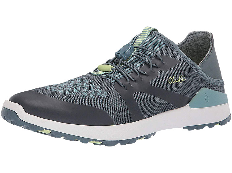 Miki Trainer Iron / Mineral Blue