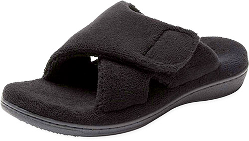 Relax Slipper Black