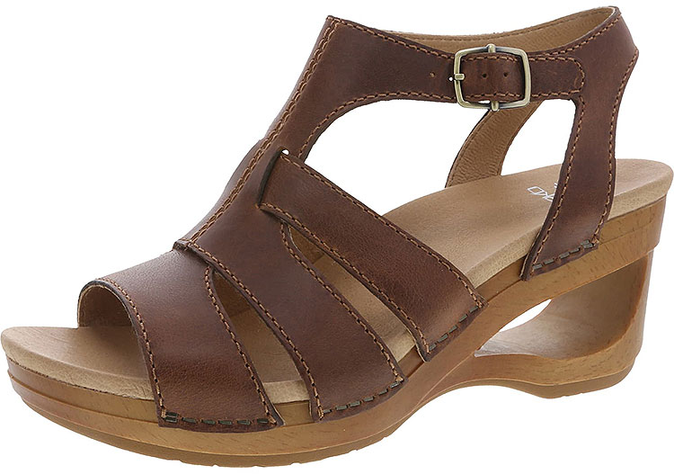 Trudy Tan Waxy Calf