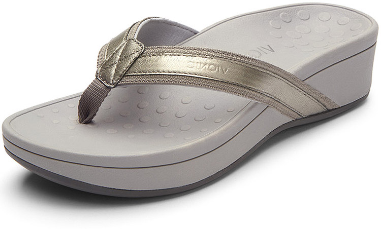4d36db8430ae Vionic Hightide Pewter - Sole Provisions