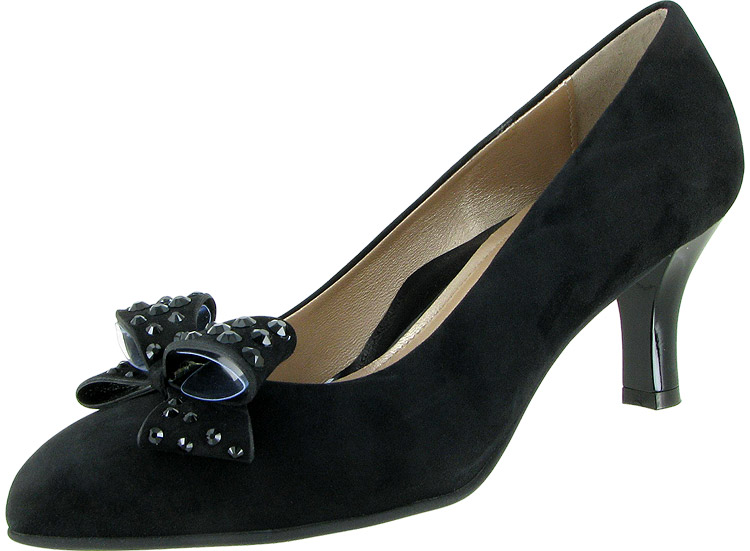 Joan Black Suede