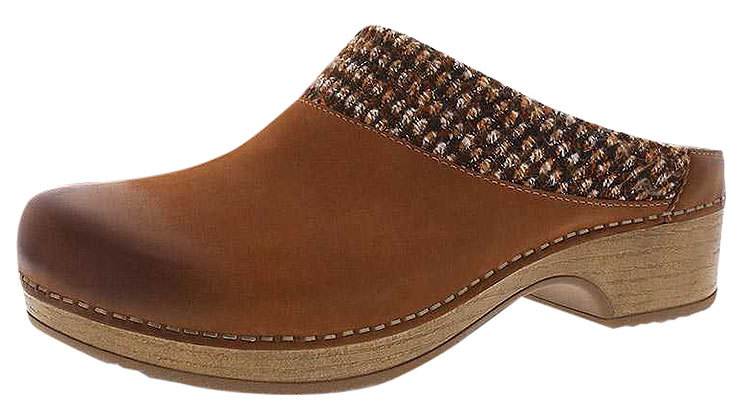 Bev Tan Burnished Nubuck