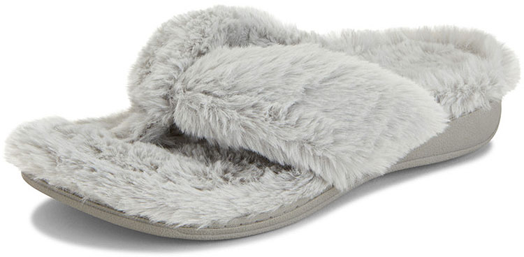 Gracie Plush Light Grey
