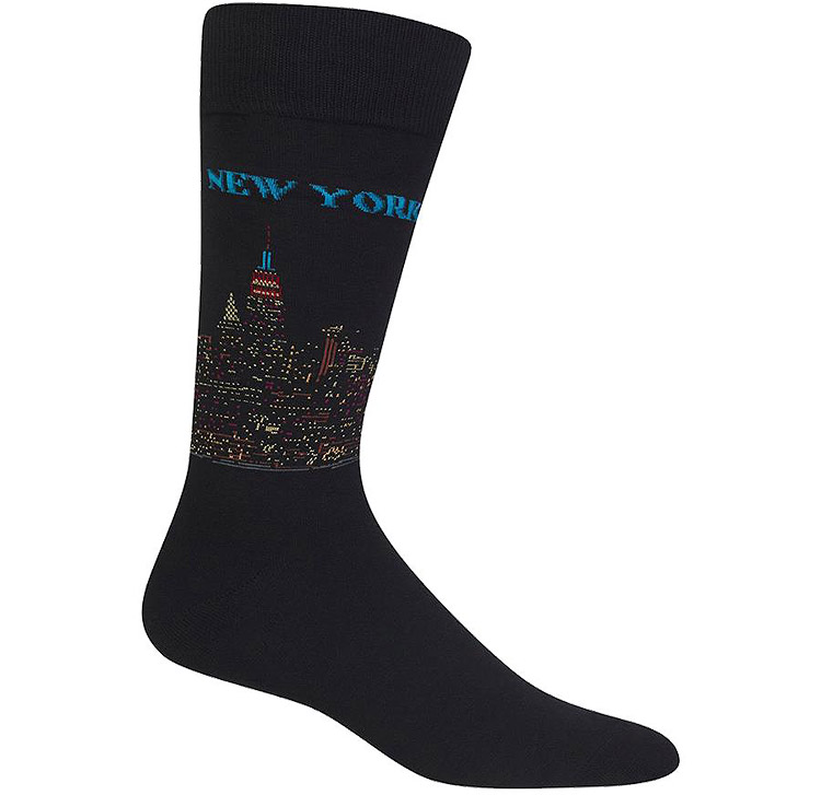 Men's New York Black