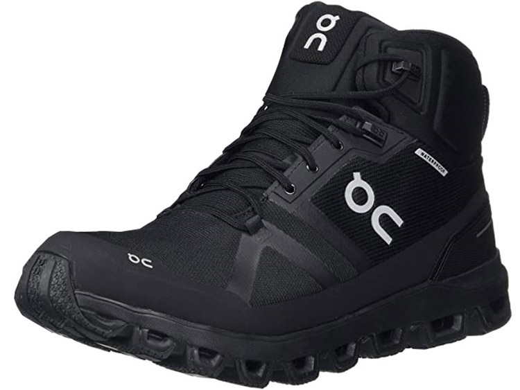 Men's Cloudrock Waterproof All Black