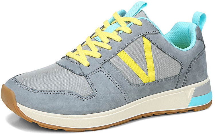 Rechelle Light Grey Nubuck