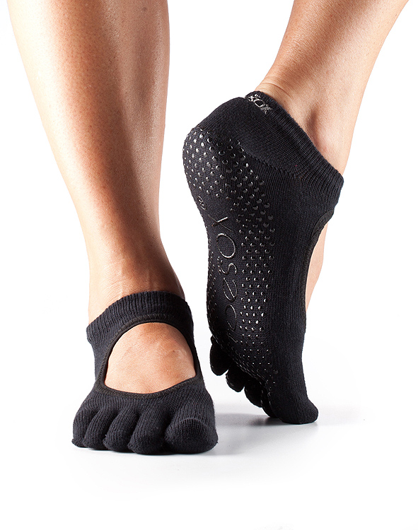Grip Full Toe Bella Black
