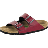Arizona Vegan Bordeaux Pull Up Birko-Flor