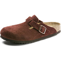 Boston Soft Footbed Port Suede Narrow Width