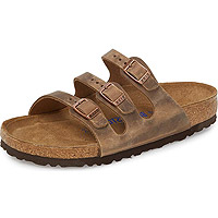 Florida Soft Footbed Tobacco Oiled Leather