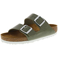 Arizona Khaki Leather Narrow Width