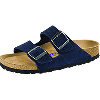 Arizona Soft Footbed Night Suede Narrow Width
