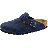 Boston Soft Footbed Night Suede Narrow Width