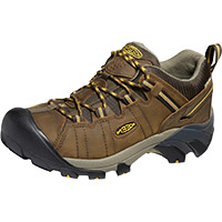 Men's Targhee II WP Wide Cascade Brown/Golde