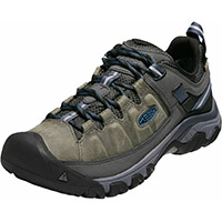 Men's Targhee III WP Steel Grey/Captains Blue