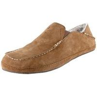 Men's Moloa Slipper Tobacco/Tobacco