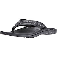 Men's Men's Hokua Leather Black/Black