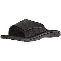 Men's Nalu Slide Black/Black