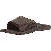 Men's Nalu Slide Dark Java/Dark Java