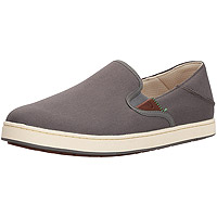 Men's Kahu Charcoal/Off White