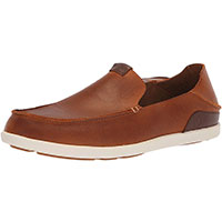 Men's Nalukai Slip-On Fox/Bone