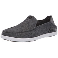 Men's Manoa Hulu Slip-On Dark Shadow/Black