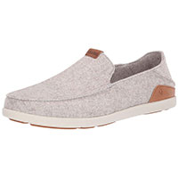 Men's Manoa Hulu Slip-On Pumice Stone/Sahara
