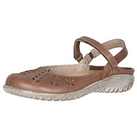 Rari Koru Mocha Rose Leather
