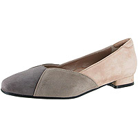 Saoirse Neutral Multicolor Suede