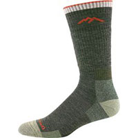 Men's Hiker Boot Sock Cushion Olive