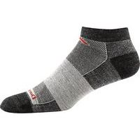 Men's No Show Ultralight Charcoal