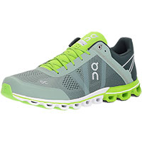 Men's Cloudflow Moss/Lime