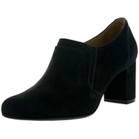Mabel 12 15678 Black Nubuck