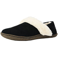 Nakiska Slipper II Black