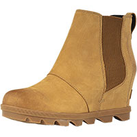 Joan Of Arctic Wedge II Chelsea Camel Brown