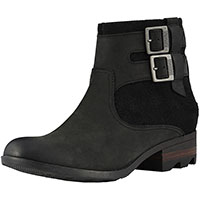 Lolla Bootie Kettle Black