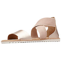 Ella Sandal Warm Gold