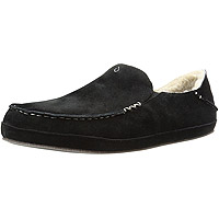 Nohea Slipper Black/Black