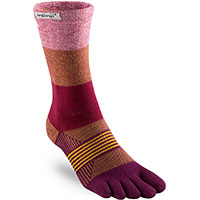 Women's Trail Midweight Crew Pomegranate