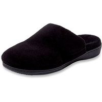 Gemma Spa Slipper Black