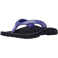 Girl's Kulapa Kai Deep Violet/Black
