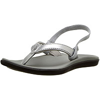 Girl's Ho'opio Silver Star/Pale Grey