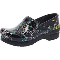 Professional Dotted Floral Patent