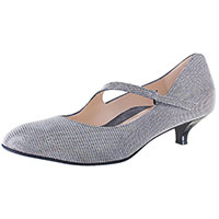 Lilou Fall Taupe Luminous Print Suede