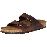 Arizona Soft Footbed Habana Oiled Leather Regular Width