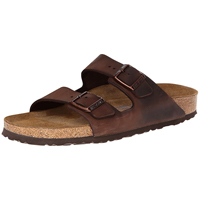 Arizona Soft Footbed Habana Oiled Leather Narrow Width