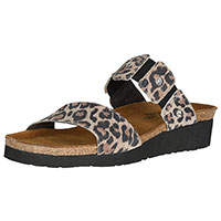Ashley Elegant Cheetah Suede